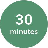 30 Minute Massage icon