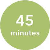 45 Minute Massage icon